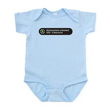 Fatherhood - Achievement Unlocked Body Suit
