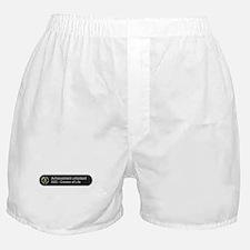 Creator of Life - Achievement Unlocke Boxer Shorts