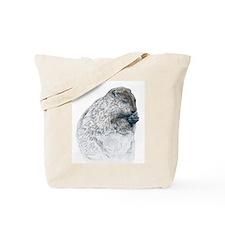 Unique Groundhog Tote Bag