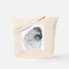 Cute Groundhog Tote Bag