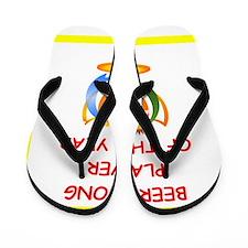 beer pong Flip Flops
