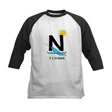 N Is for Narwhal Baseball Jersey