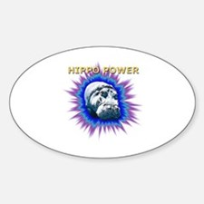 Hippo Power Decal