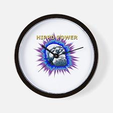 Hippo Power Wall Clock