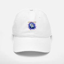 Hippo Power Baseball Baseball Cap