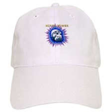 Hippo Power Baseball Cap