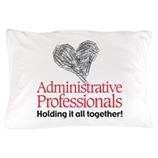 Admin Prof Together For Color.png Pillow Case
