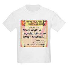 FERENGI RULES 214 T-Shirt