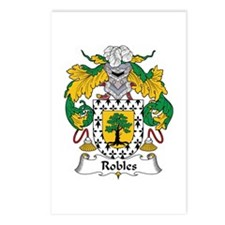 Robles Postcards (Package of 8)