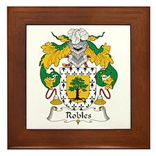 Robles Framed Tile
