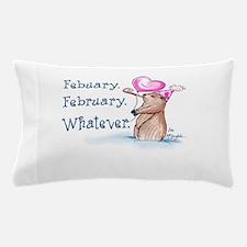Febuary February Pillow Case