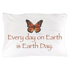 Earth Day butterfly.png Pillow Case