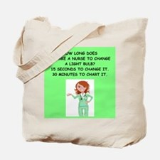 Unique Emergency room physician Tote Bag