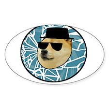Heisendog Decal