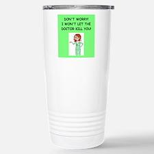 Cute Registered nurse Travel Mug