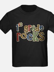 1st Grade Rocks First School T