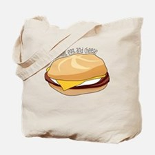Pork Roll, Egg, and Cheese Tote Bag
