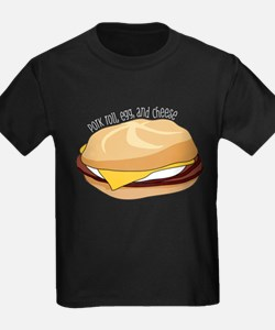 Pork Roll, Egg, and Cheese T-Shirt