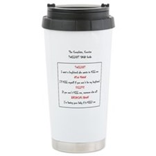 the complete concise tw Travel Mug