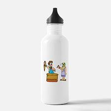 Roman Wine Salesman Water Bottle