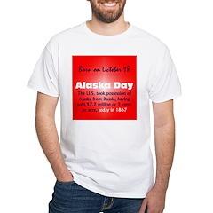 Shirt: Alaska Day The U.S. took possession