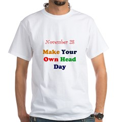 Shirt: Make Your Own Head Day