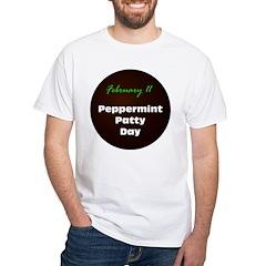 Shirt: Peppermint Patty Day