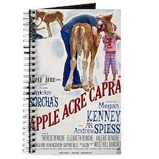 "Apple Acre Capra ""Muse"" Gypsy Vintage Post Journal"