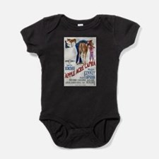 "Apple Acre Capra ""Muse"" Gypsy Vintag Baby Bodysuit"