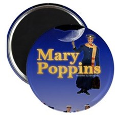 Cool Mary poppins Magnet