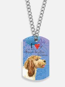 GBGV Dog Tags