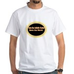 Autistic Heroes White T-shirt