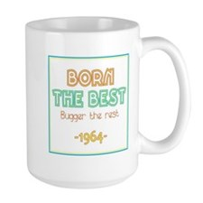 Born the Best 1964 Mugs