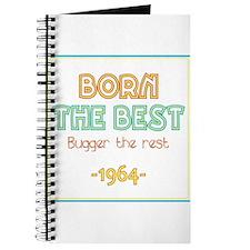 Born the Best 1964 Journal