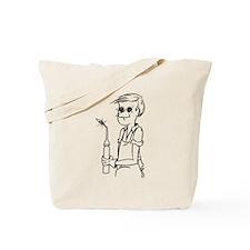 Welder Tote Bag