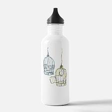 Birdcage 2 Water Bottle