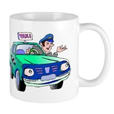 Taxi Driver Mugs