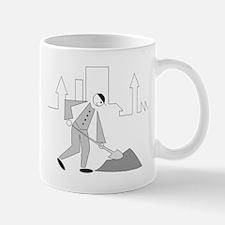Street Cleaner Mugs