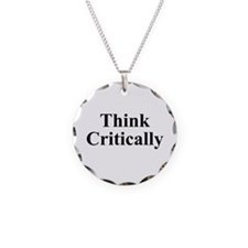 Think Critically Necklace