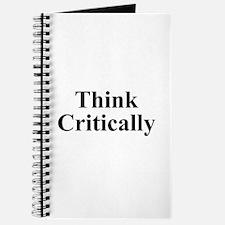 Think Critically Journal