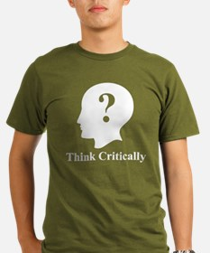 Think Critically Logo T-Shirt