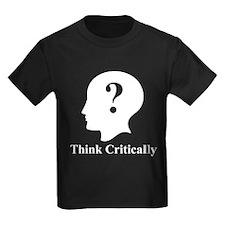 Think Critically Logo T