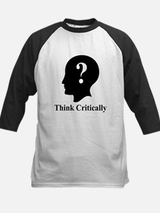Think Critically Logo Tee