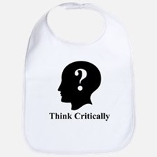 Think Critically Logo Bib