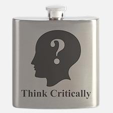 Think Critically Logo Flask