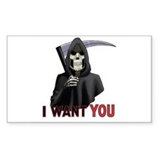 I want you! Decal