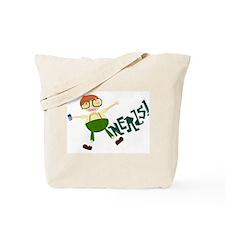 Unique Nerdy Tote Bag