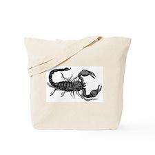 African Scorpion Tote Bag