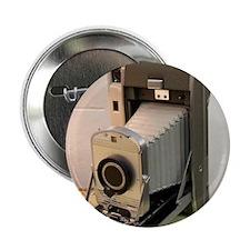 "Vintage Camera 2.25"" Button (10 pack)"