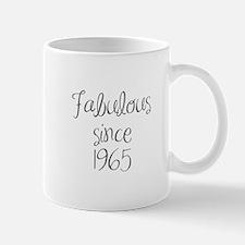 fabulous since 1965-MAS gray Mugs